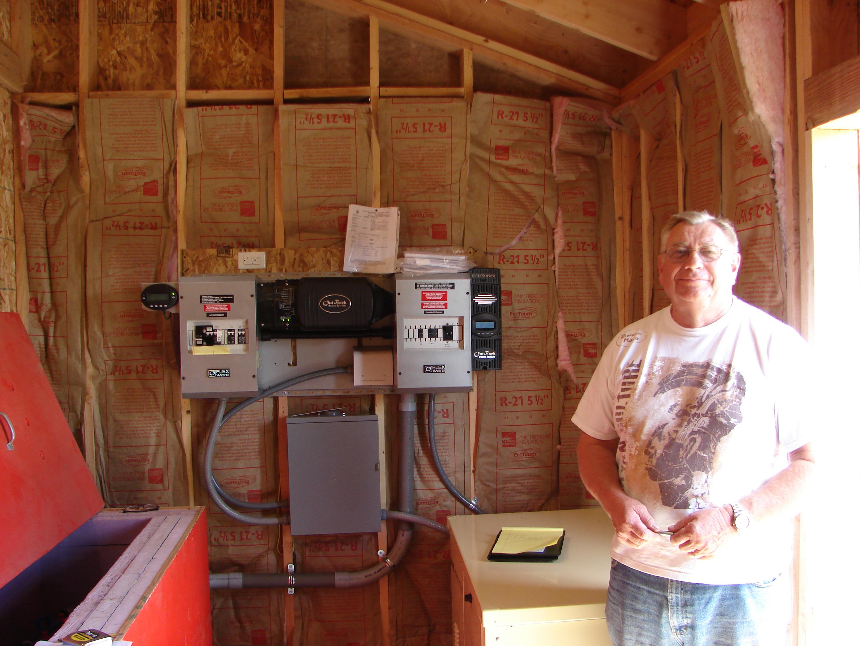 Ne Washington State Remote Off Grid Cabin