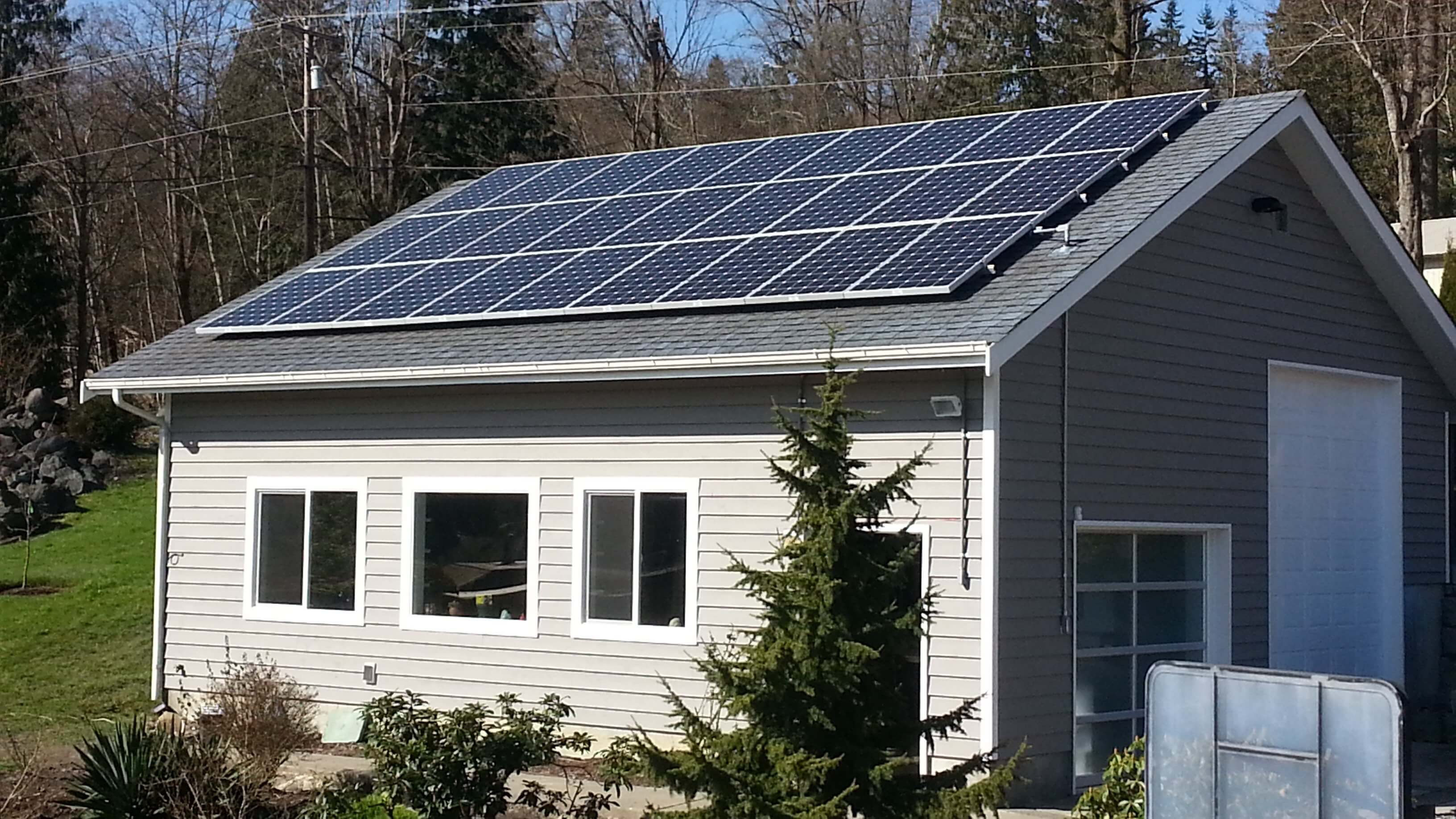 Solar Power Systems For Homes And Business Fire Mountain